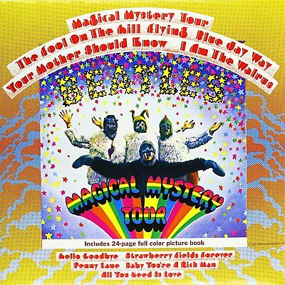 "The Beatles "" The Magical Mystery Tour "" 180G Vinyl Remastered 2012"