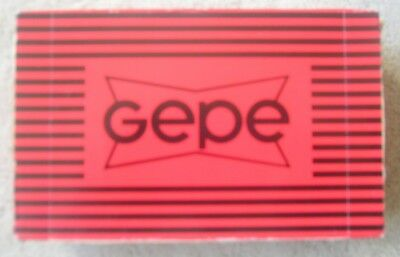 New Gepe Glassless Slide Mounts 2 Mm 24 X 36 100 Pieces