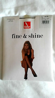 Falke Tights Fine & Shine = Anthrazit Size Xl, 48-50