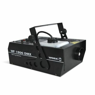 Mark Mf 1500 Dmx Maquina De Humo