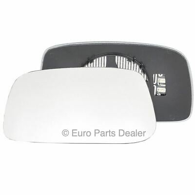 Right Driver Side Wing Door Mirror Glass for Peugeot 807 2002-2014 Stick
