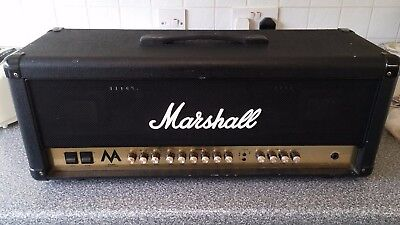 Marshall MA-50h All Valve Guitar Amp. Great amp,fully working.Very gd condition.