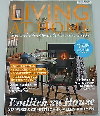 living at home november 2017 magazin zeitschrift ungelesen eur 1 50 picclick de. Black Bedroom Furniture Sets. Home Design Ideas