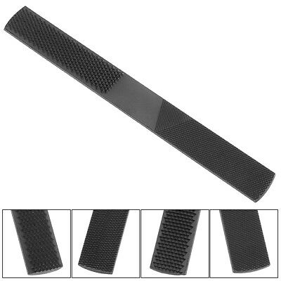4 In 1 Carbon Steel Rasp Half Round Carpentry Hand Tool for Woodworking