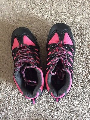 Girls Walking/Hiking Shoes (size 11) Excellent condition as worn only once