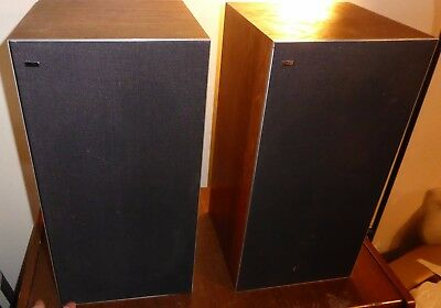 Bang & Olufsen Beovox 3702 pair of speakers, GWO and lovely sound