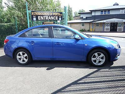 Chevrolet Cruze 1.6i ( 124ps )  LS 4 Door Saloon