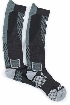Calze termiche Dainese D-Core High Sock unisex Nero antracite