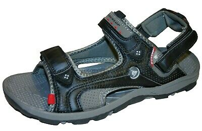 Men's Dunlop Sports Beach Trekking Walking Hiking Velcro Sandals Sizes 6 - 12