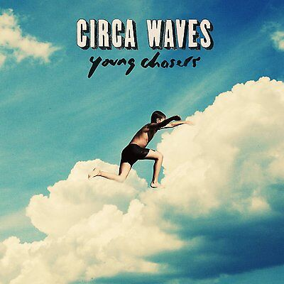 """Circa Waves """" Young Chasers Vinyl Album  2015"""