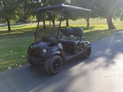2012 Yamaha Drive 48V Electric Golf Cart