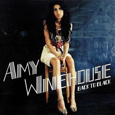 "Amy Winehouse "" Back To Black "" (Vinyl Album)"