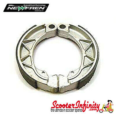 Brake Shoes Front/Rear Newfren Lambretta (DL 125, GP 125-150)