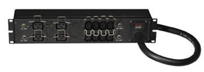 Eaton Comet PDU 10/16A IEC Rack 2U Power Distribution Unit 66857