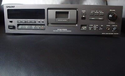 SONY PCM - R 300  DAT RECORDER , nuovo!
