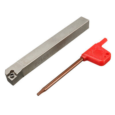 SCLCR1010H06 10x100mm Lathe Turning Tool Holder For CCMT0602 Insert