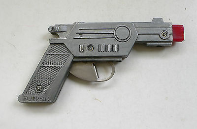 Vintage All Metal USSR CCCP Space Ray Gun Pistol 1960's