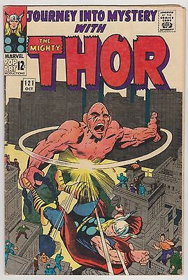 Journey into Mystery with Thor #121, Fine Condition!