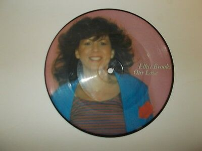Our Love / Nothing In This World - Elkie Brooks (Picture Disc)  **free P&p**