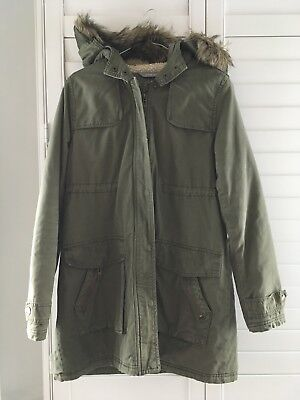 Parka Maternity Coat (size 8)