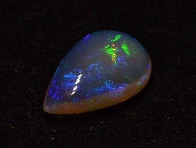 Opale blanche Ethiopie 2.80 carats - Natural opal