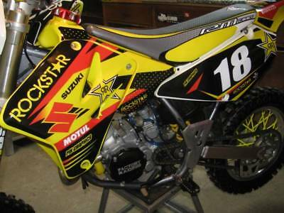 2004 Suzuki RM  2004 suzuki 85 with a 105 bore kit