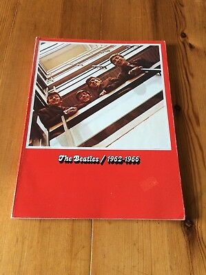 The Beatles/1962-1966 Piano Music Book. Great condition.