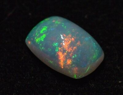 Opale blanche Ethiopie 1.91 carats - Natural opal