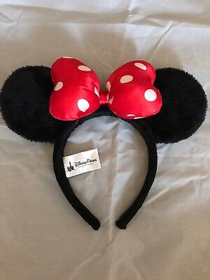 Disney Parks Minnie Mouse Ears