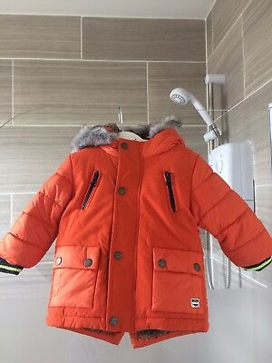 Next new with tags baby boy winter Coat. 9-12 Months.