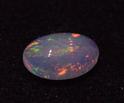Opale blanche Ethiopie 2.70 carats - Natural opal