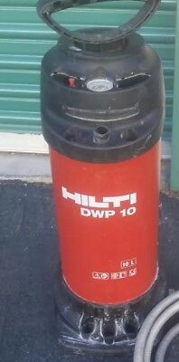 HILTI DWP 10L WATER Suppressor