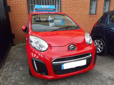 2014 Citroen C1 1.0 Edition 5 Door