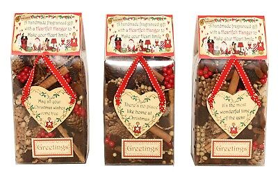 Pot Pourri - 'May all your Christmas Wishes' - Action on Hearing Loss