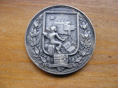 Medal presented  H W Taylor by Aston Photographic Society in 1926