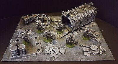 Imperial Armoured Container, Citadel, Warhammer 40K Terrain