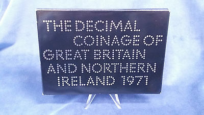 1971 The Decimal Coinage of Great Britain and Northern Ireland