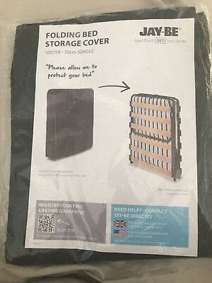 Jay Be Single Bed Storage Cover