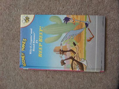 Looney Tunes Wile E. Coyote and Road Runner in Beep Beep New hardback