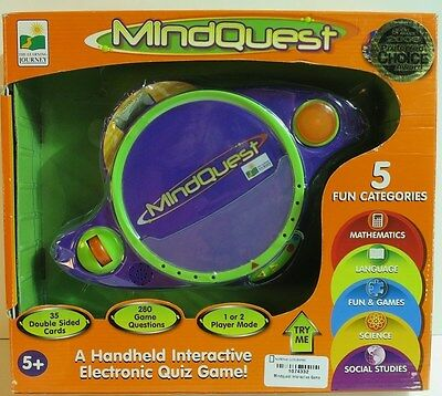 MindQuest Game Electronic Learning Toy