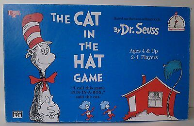 The Cat In The Hat Game 1996 Complete