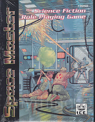 9050 The Science Fiction Role Playing Game - Space Master - NEW* Shrinkwrapped