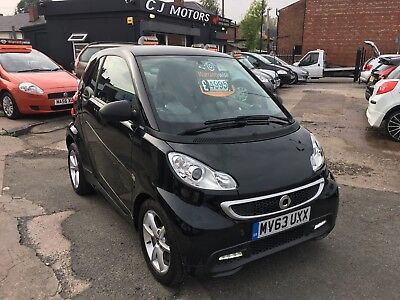 Smart Fortwo 21 Mhd Auto / 71Bhp / 9,000 Miles Genuine / £0 Road Tax / 50+ Mpg