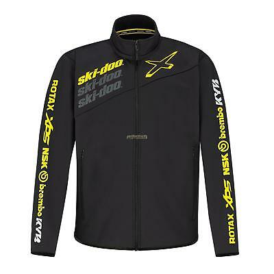 2018 Ski-Doo Tech Mid Layer Fleece - Black