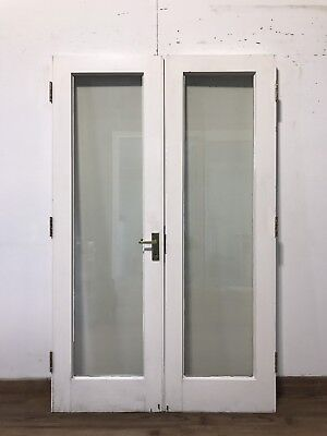 Double glazed door and 2 windows picclick uk for Double open french doors