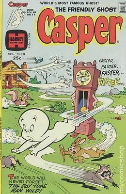 Casper the Friendly Ghost 1958 3rd Series Harvey #182 Nearmint