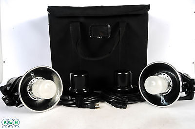 Profoto Compact 600 Monolight 2-Light Kit with Zoom Reflectors