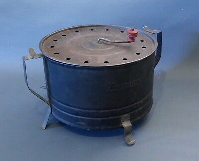 Rare Early Antique Economy Popcorn Popper 1920-30s Art Deco Electric Appliance