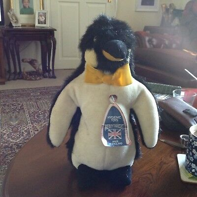 Vintage Merrythought Penguin