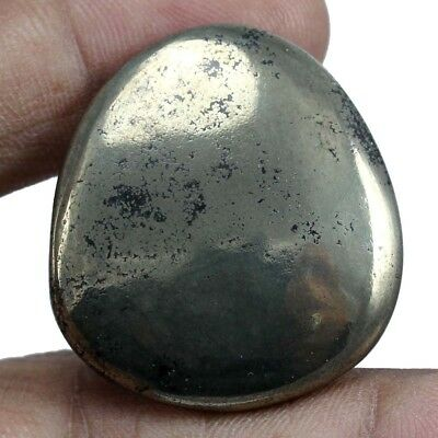 75.80 cts Natural Golden Pyrite Fancy Loose Cabochon Untreated Quality Gemstones